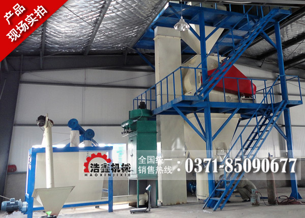 膩子粉成套設備,膩子粉成套設備價格,膩子粉設備廠家